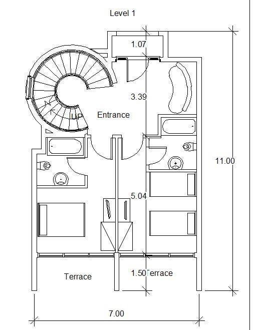 Konkurrenceindlæg #                                        16                                      for                                         Seaside house