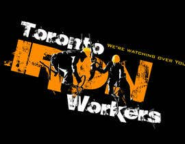#13 for Design a T-Shirt for ironworkers members by FLand