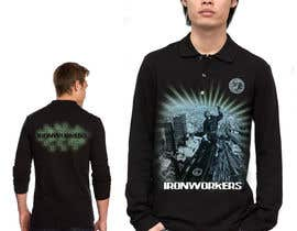#2 untuk Design a T-Shirt for ironworkers members oleh jonydep