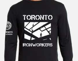 #9 untuk Design a T-Shirt for ironworkers members oleh adstyling