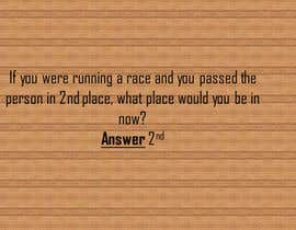 #41 cho Tell me your best brainteaser… 1 bởi pavly2010