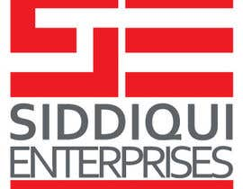#75 for Design a Logo for Siddiqui Enterprises by dualsysco