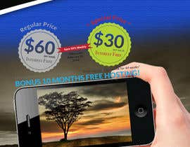 #3 for Fact sheet/flyer for a Fan Smartphone App by navuhodo71