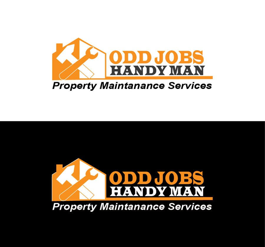 Proposition n°20 du concours Design a Logo for Odd Job Handy Man