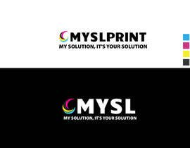 "#10 for Design a Logo for PRINTING company ""MYSLprint"" by uhassan"