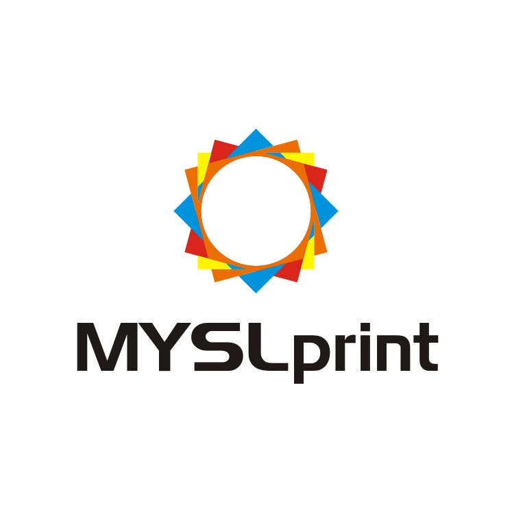 """Bài tham dự cuộc thi #9 cho Design a Logo for PRINTING company """"MYSLprint"""""""