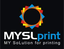 "#15 for Design a Logo for PRINTING company ""MYSLprint"" by ibed05"