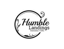 dexter000 tarafından Logo Design for Humble Landings Stationery + Gifts için no 17