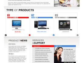 #1 for Design a Website Mockup for computer repair company af wdexperts