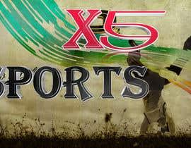 Nro 40 kilpailuun XR-5 Sports logo design käyttäjältä aminulxy9