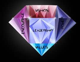 Nro 11 kilpailuun Create diamond graphic. käyttäjältä Rightwaydesign