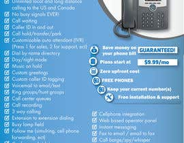 #16 for Design a Digital Flyer for Business Phone Service Provider - Velocity Voice by biplob36