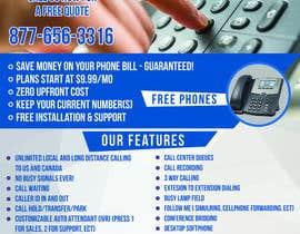eeyamms tarafından Design a Digital Flyer for Business Phone Service Provider - Velocity Voice için no 2