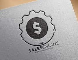 Nro 13 kilpailuun Design a Logo for 'the Sales Engine' käyttäjältä agusprieto