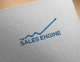 Nro 27 kilpailuun Design a Logo for 'the Sales Engine' käyttäjältä POWERak47