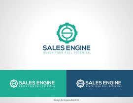 Nro 96 kilpailuun Design a Logo for 'the Sales Engine' käyttäjältä logosuit