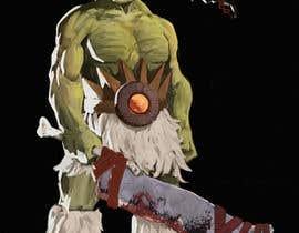 Nro 32 kilpailuun Monster Concept Art käyttäjältä Gordeyevd