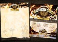 Graphic Design Kilpailutyö #77 kilpailuun Business Card Design for Treasure Island Resort Wear & Gifts