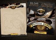 Graphic Design Kilpailutyö #71 kilpailuun Business Card Design for Treasure Island Resort Wear & Gifts
