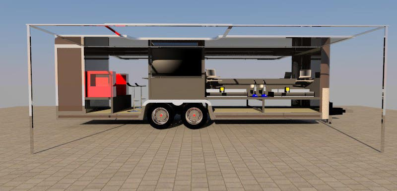 Portable Trailer Classrooms : Entry by mediatenerife for mobile classroom trailer d