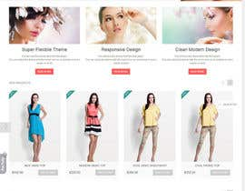 #32 for Build a Website for Fashion Label by dnyakana