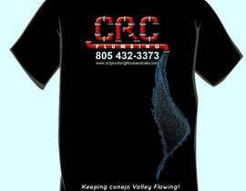 Nro 21 kilpailuun Water Design T-Shirt käyttäjältä ismailbouhariche