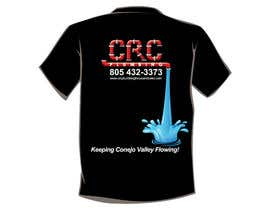 Nro 8 kilpailuun Water Design T-Shirt käyttäjältä oshosagar