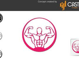 #15 for Design a Logo for fitness website by CasteloGD