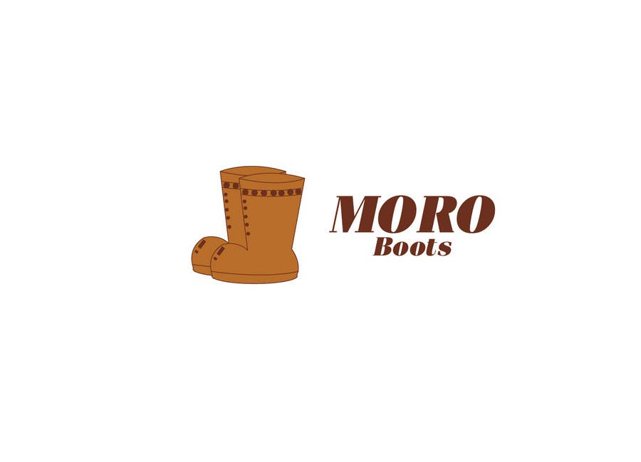 Contest Entry #                                        44                                      for                                         Make our LOGO Great! MoroBoots.com