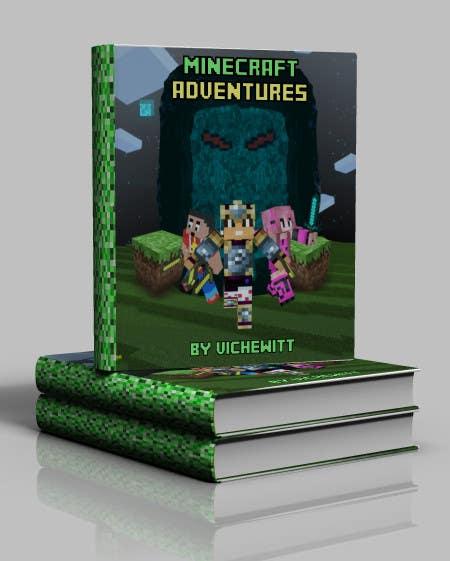 Penyertaan Peraduan #                                        2                                      untuk                                         Minecraft Book Cover
