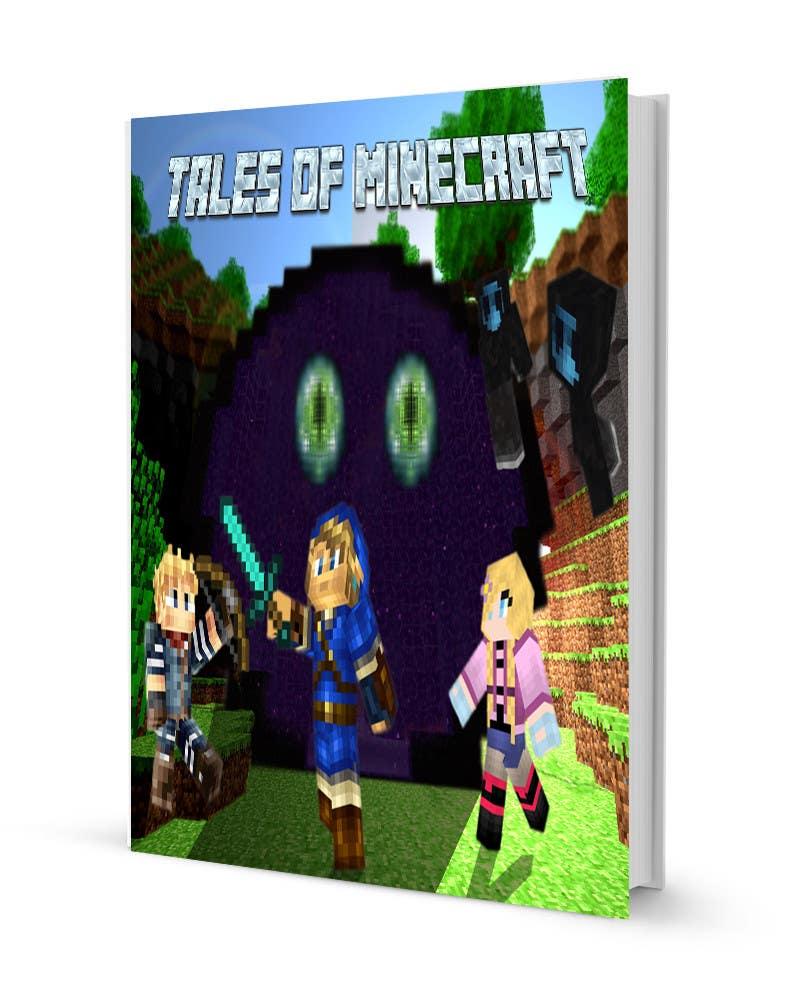 Inscrição nº 6 do Concurso para Minecraft Book Cover