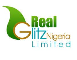 nº 23 pour Design a Logo for Real Glitz Nigeria Limited par dipakart