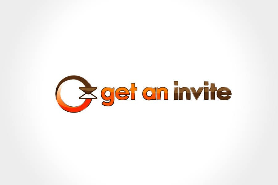 Konkurrenceindlæg #                                        168                                      for                                         Logo Design for GetAnInvite
