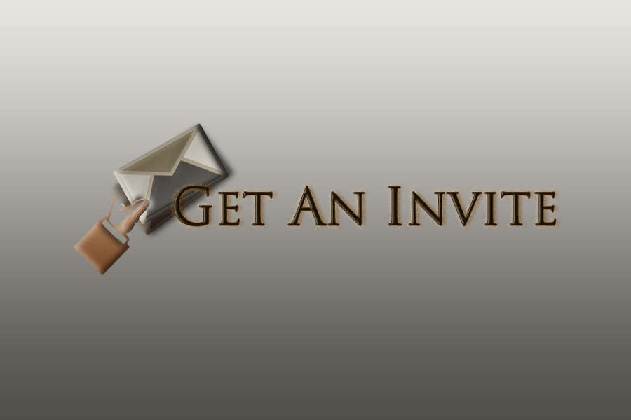 Bài tham dự cuộc thi #150 cho Logo Design for GetAnInvite