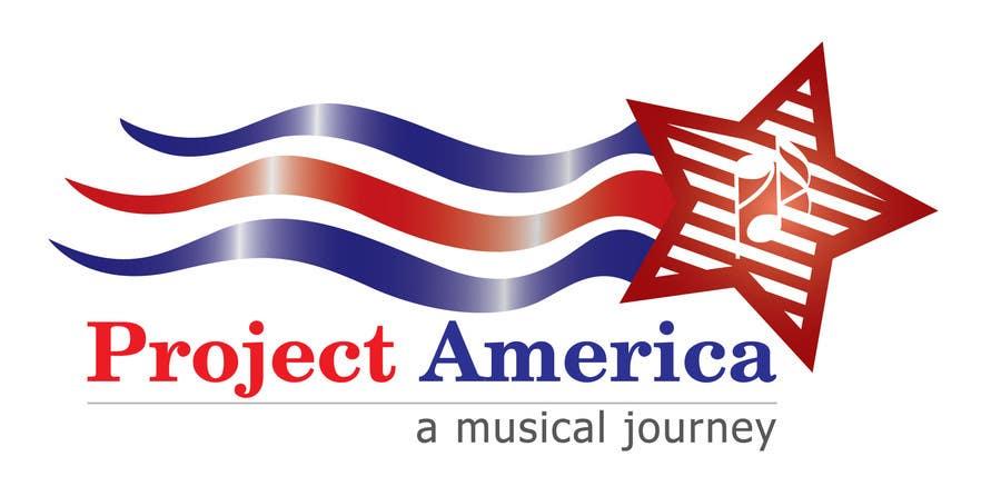 Bài tham dự cuộc thi #12 cho Design a Logo for Project America
