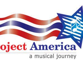 #13 para Design a Logo for Project America por eshad222
