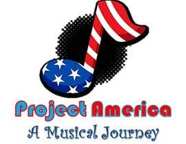 #24 para Design a Logo for Project America por catrinaalex89