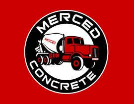 #8 for Merced Concrete Logo by SeelaHareesh