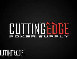 "nº 104 pour Design a Logo for ""Cutting Edge Poker Supply"" par jhonlenong"