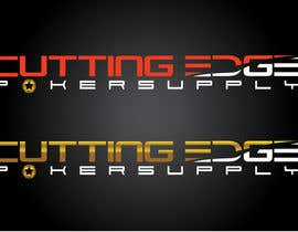 "nº 151 pour Design a Logo for ""Cutting Edge Poker Supply"" par jhonlenong"