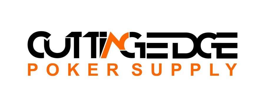 "Bài tham dự cuộc thi #                                        89                                      cho                                         Design a Logo for ""Cutting Edge Poker Supply"""