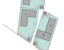 Nro 7 kilpailuun Residential Site Plan käyttäjältä catherinedietsch
