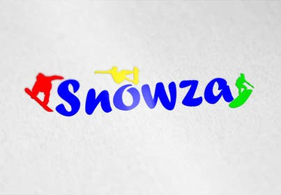 "Graphic Design Contest Entry #3 for Design a Logo for Online Business ""Snowza"""