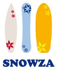 "Graphic Design Contest Entry #58 for Design a Logo for Online Business ""Snowza"""