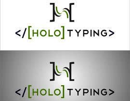 #18 for Design a Logo for our tutorials website HOLOTYPING by TATHAE