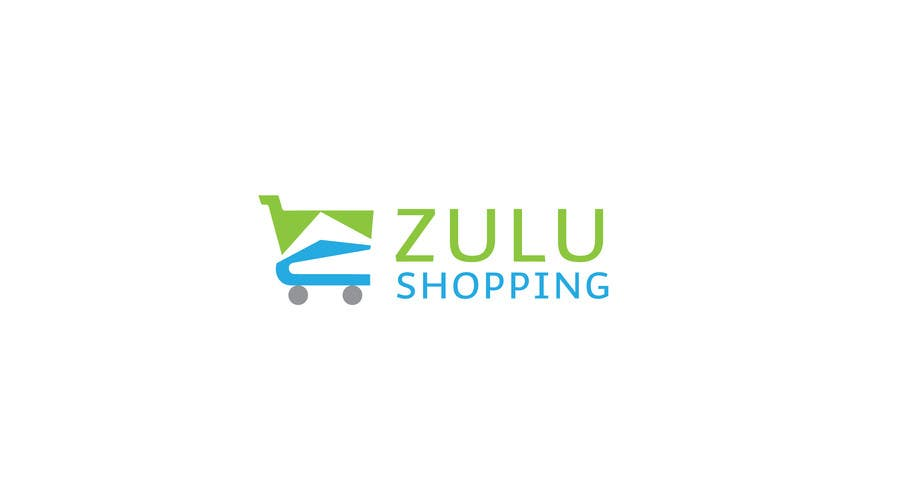 Konkurrenceindlæg #48 for Design a Logo for Zulu Shopping