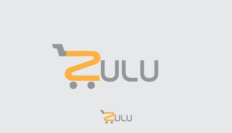 Konkurrenceindlæg #53 for Design a Logo for Zulu Shopping