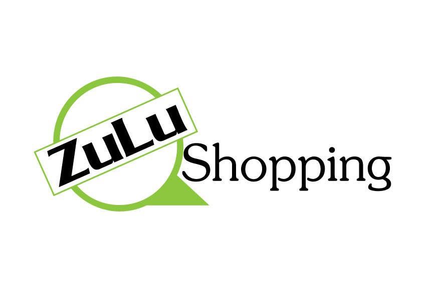 Konkurrenceindlæg #50 for Design a Logo for Zulu Shopping