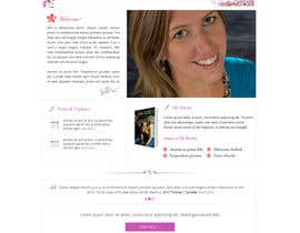 #65 para Design a Website for author / book writter por Pavithranmm