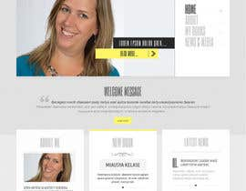 #59 for Design a Website for author / book writter by preside